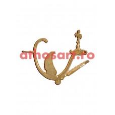 Agatatoare aurita (27 cm) cod K254