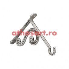 Agatatoare argintata (10 cm) P45-8447N