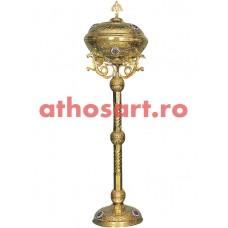Anafurier bronz aurit (39x124 cm) cod 90-601