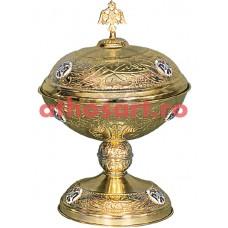 Anafurier bronz aurit (39x55 cm) cod 90-602