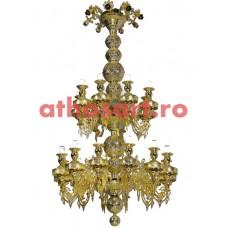 Candelabru Athos (28 becuri) (90x152 cm) cod 72-501
