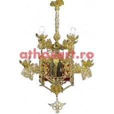 Candelabru Bizantin (13 becuri) (54x83 cm) cod 79-528