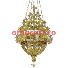 Candelabru Bizantin (60 becuri) (100x160 cm) cod 80-531