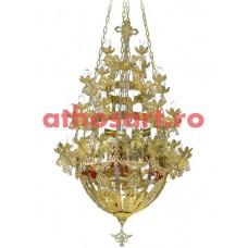 Candelabru Bizantin (45 becuri) (90x130 cm) cod 80-532