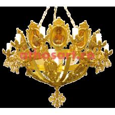 Candelabru (13 becuri) (80x50 cm) cod A34-211