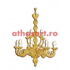 Candelabru bronz (18 becuri) (70x120 cm) cod K254-31