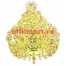 Candelabru alama aurit (200 becuri) (200x330 cm) cod K270-25