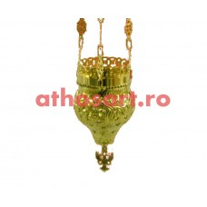 Candela Imparateasca aurita (13x13 cm) cod K224