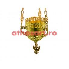 Candela Imparateasca aurita (13x13 cm) cod K225