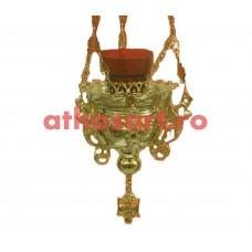 Candela Imparateasca aurita (17x60 cm) cod K112-03
