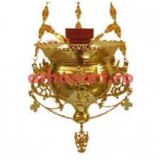 Candela Imparateasca aurita (33x80 cm) cod K112-06