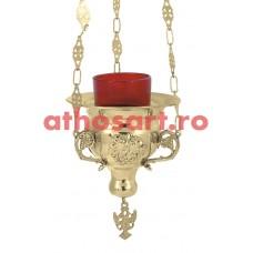 Candela Imparateasca aurita (12 cm) P35-9899B