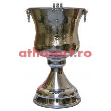 Cristelnita argintata (62x96 cm) (90 litri) cod K155-10