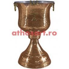 Cristelnita din cupru (60 litri) (59x85 cm) cod 91-615