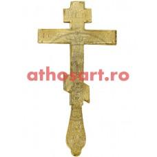 Cruce Binecuvantare aurita (17x27 cm) cod 56-387