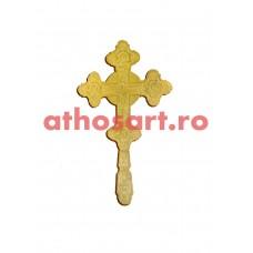 Cruce Binecuvantare aurita (14x24 cm) cod K309