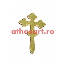 Cruce Binecuvantare aurita (13.5x23 cm) cod K314