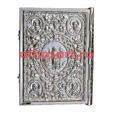 Evanghelie argintata (36x26 cm) cod K102-12S