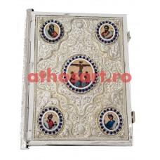 Evanghelie argintata (37x28 cm) cod K102-94S