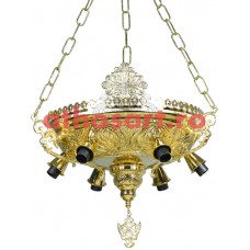 Lampa Strana aurita (40x40 cm) cod 67-487