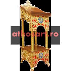 Iconostas aurit (45x52x140 cm) cod A15-83