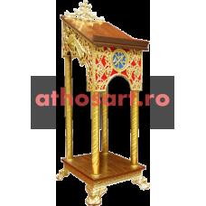 Iconostas aurit (51x58x140 cm) cod A15-84