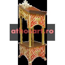 Iconostas aurit (45x52x140 cm) cod A15-85