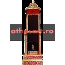 Scaun Arhieresc cu baldachin (80x120x240 cm) cod A20-98