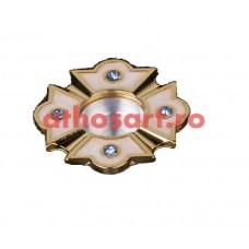 Steluta (capsula) pentru Sfinte Moaste (2.5x2.5 cm) cod SR4