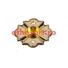 Steluta (capsula) pentru Sfinte Moaste (2.5x2.5 cm) cod SR7