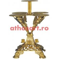Litier aurit (55x55x75 cm) cod 100-698