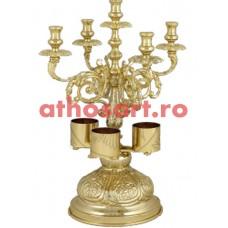 Litier aurit (21x27 cm) cod 37-213