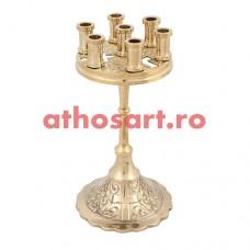 Sfesnic Sfanta Masa aurit (14 cm) cod P48-115