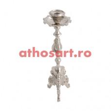 Sfesnic Sfanta Masa argintat (40 cm) cod P51-5064N
