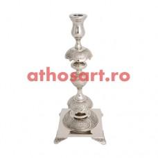 Sfesnic Sfanta Masa argintat (35 cm) cod P50-5475N