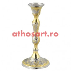 Sfesnic Sfanta Masa aurit si argintat (14 cm) cod P49-82GN