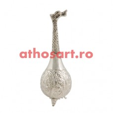 Stropitoare Aghiazma argintata (23 cm) cod P61-367N