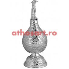 Stropitoare Aghiazma argintata (8x19 cm) cod 55-379